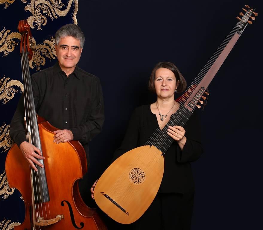 Les intégrales d'automne - Farangi - concert