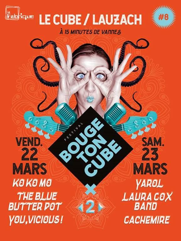 Festival Bouge ton cube - Lauzach