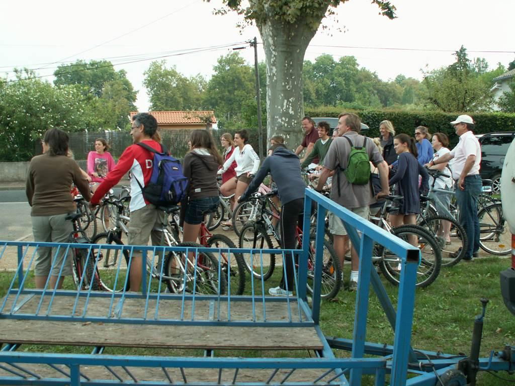 Rand'Eau Loisirs - Vélo