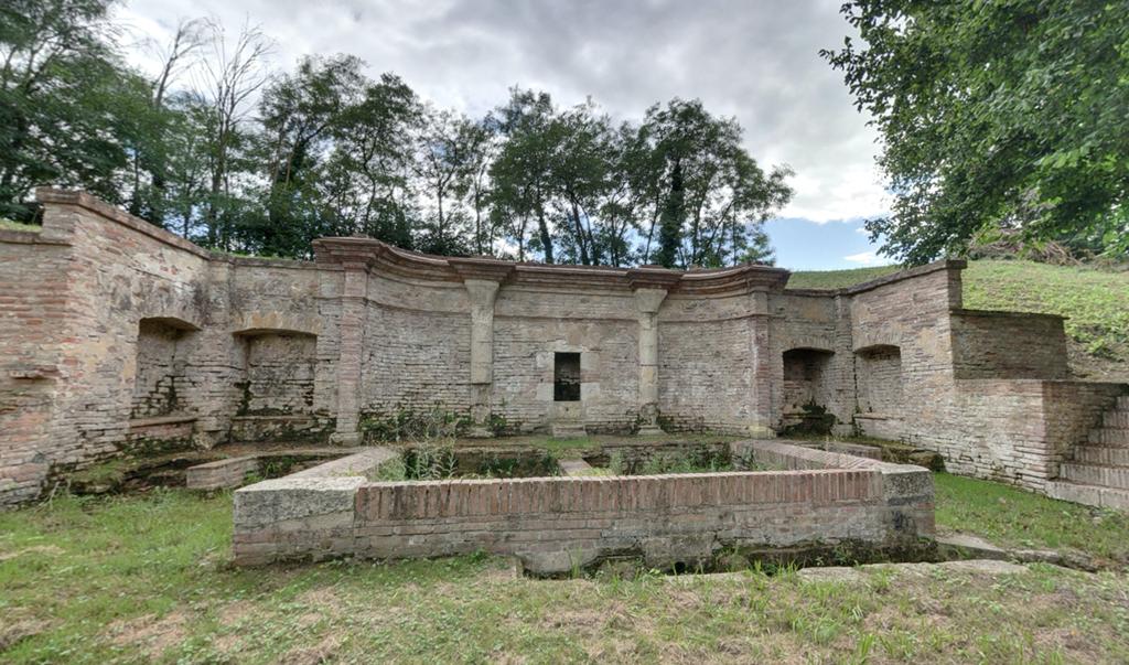 Lavoir de l'Abbaye de Belleperche