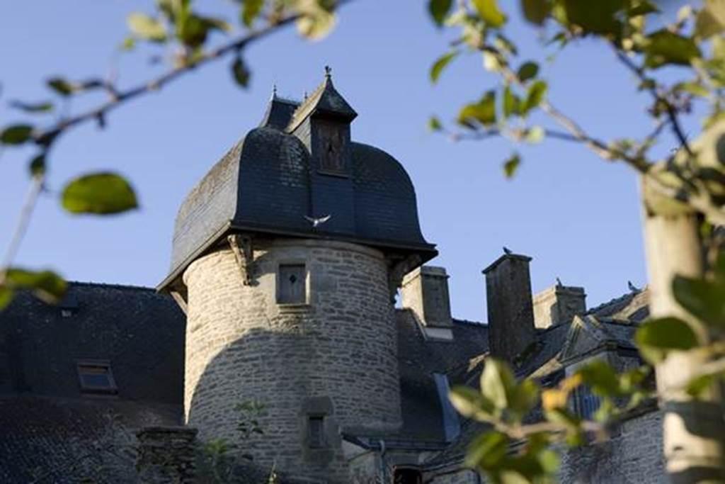 Visite guidée de Questembert - Tour Belmont - Morbihan - Bretagne Sud (Crédit photo : M.GROSS )