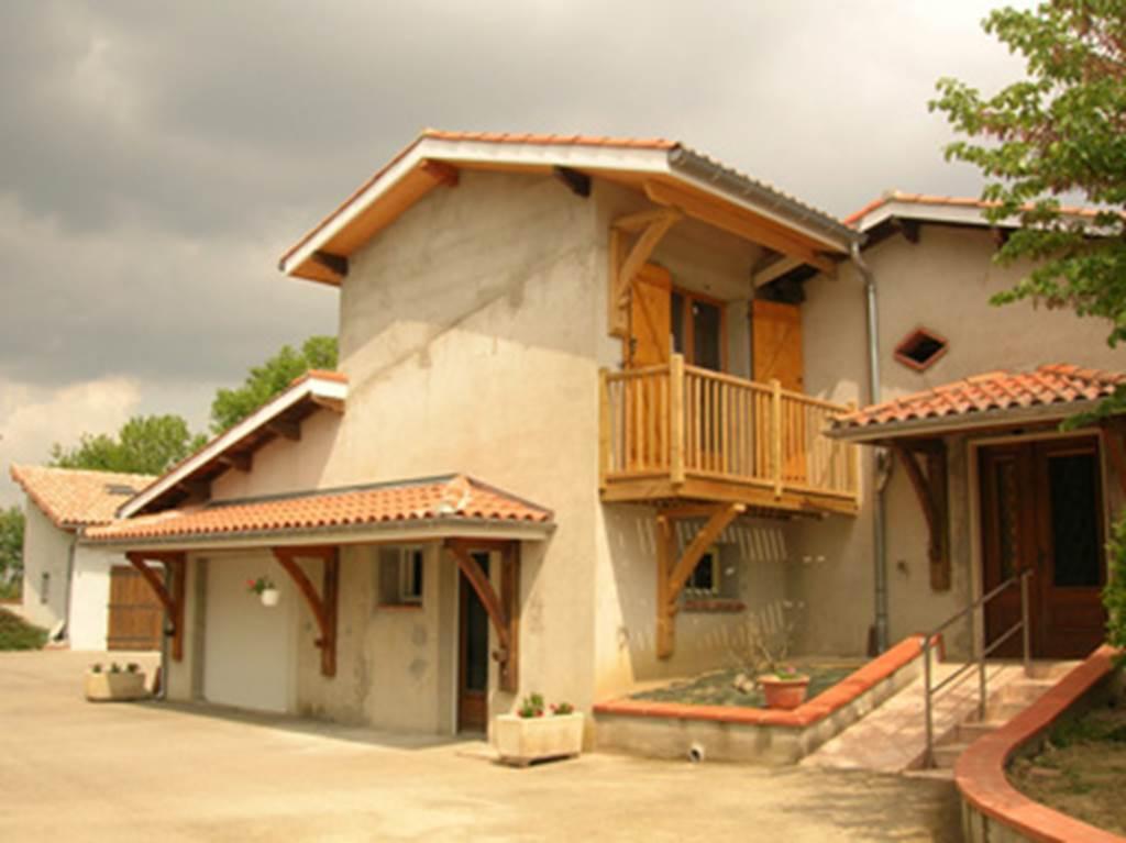 La Maison d'Ulysse à Castelsarrasin