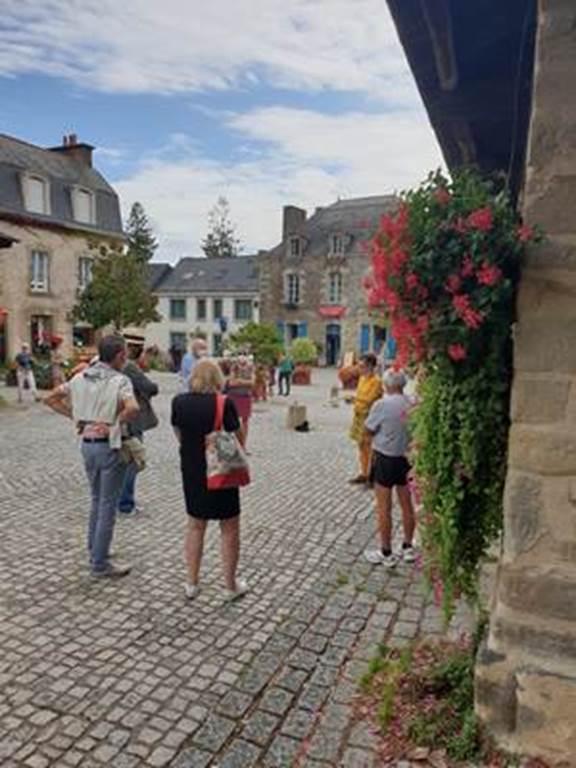 Visite guidée de Rochefort-en-Terre - Morbihan Bretagne Sud