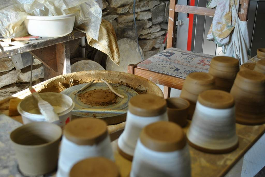 Atelier poterie - Questembert