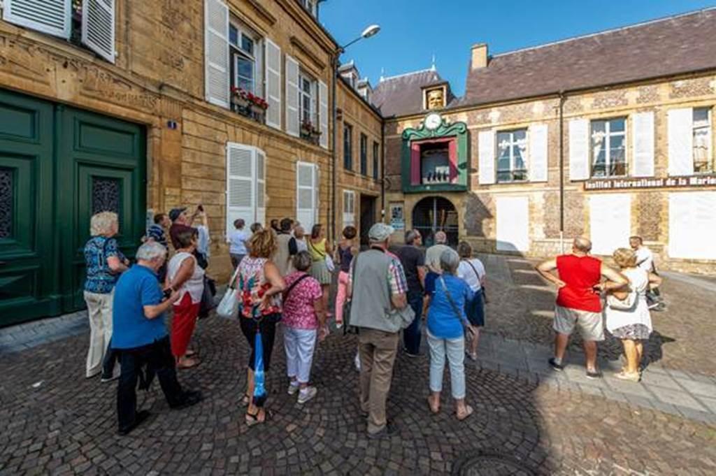 Annulation - Visite guidée Cœur de Ville