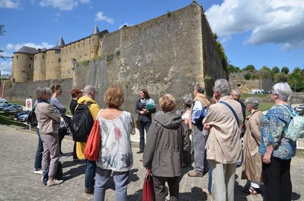 Visite guidée VAH Sedan : Visite découverte