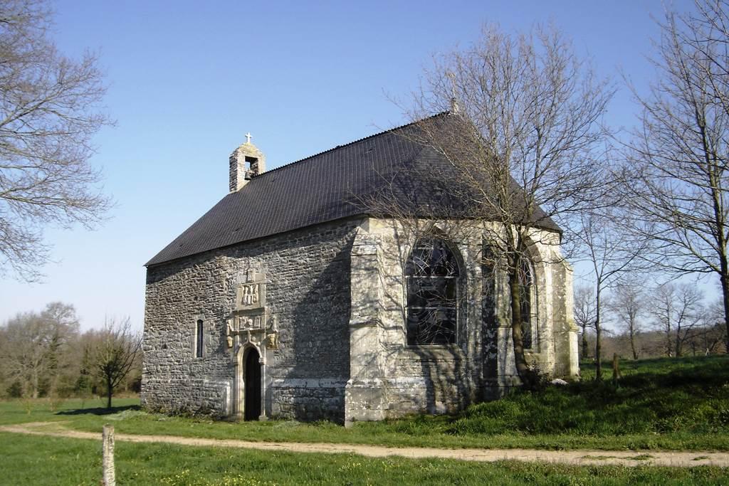Chapelle de la Bogeraie - Saint-Gravé
