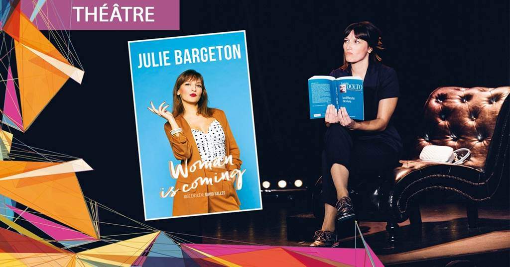 One woman show de Julie Bargeton