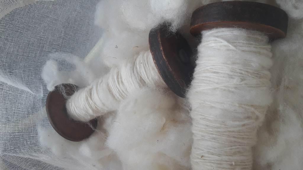 Ateliers filage de laine