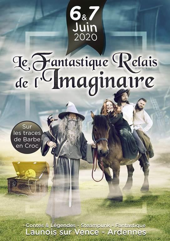 Le Fantastique Relais de l'Imaginaire