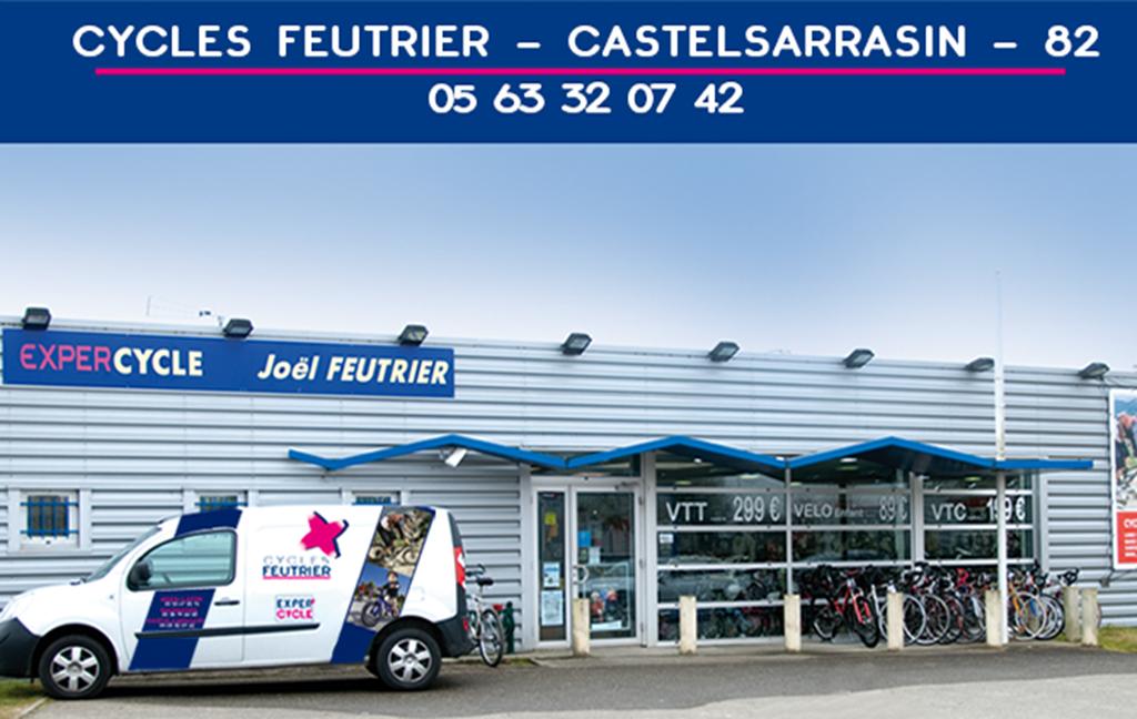 Exper'Cycle Feutrier (empresa de reparación de bicicletas)
