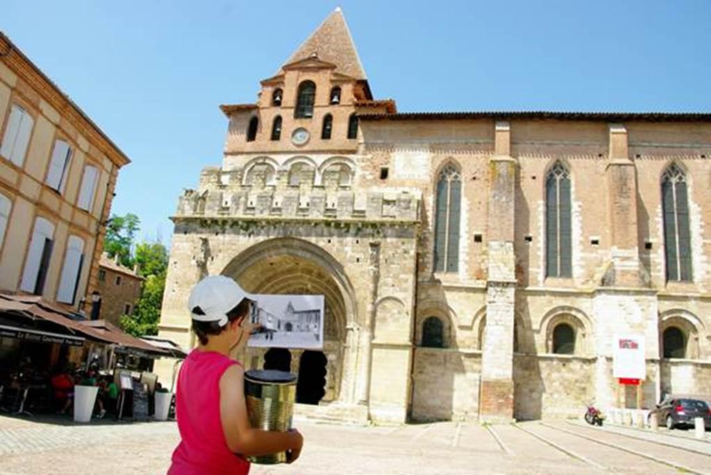 Les aprems' patrimoine Pour les jeunes ! La mosaïque romane - 14h3