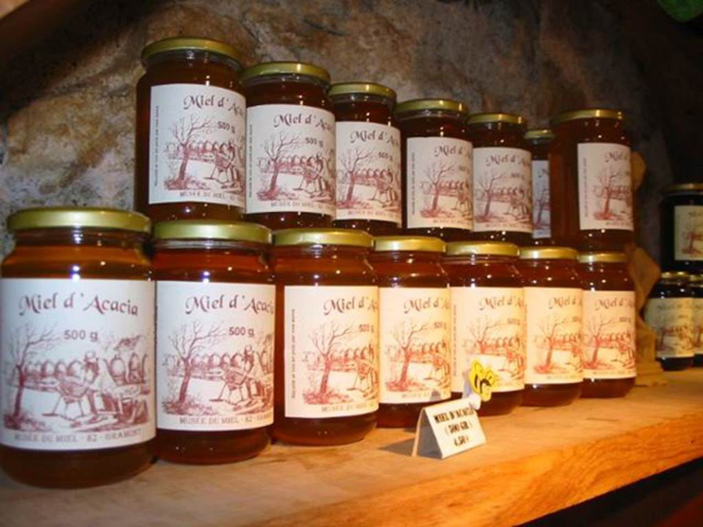 Miels et produits dérivés