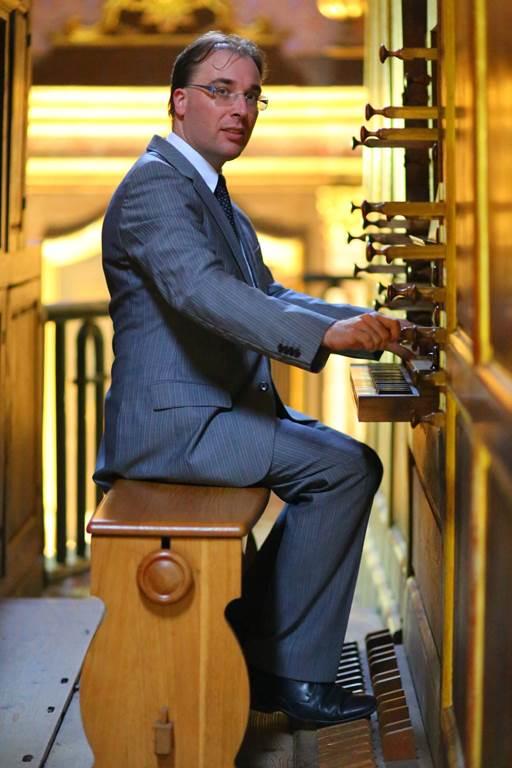 Concert, cornet à bouquin et orgue
