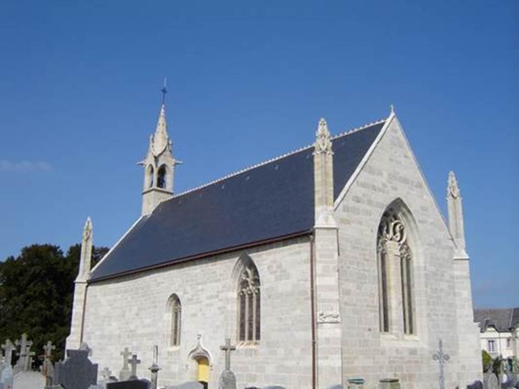 Chapelle St Michel - Questembert
