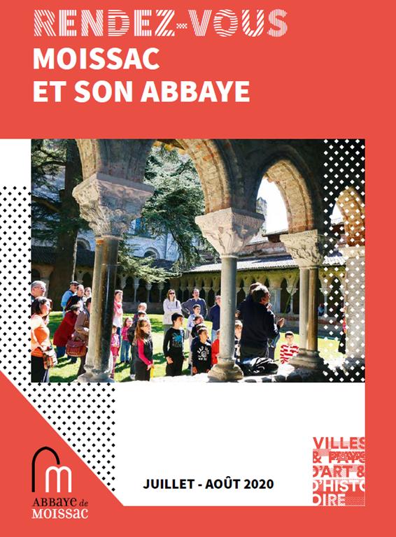 Programme culturel de l'été de Moissac