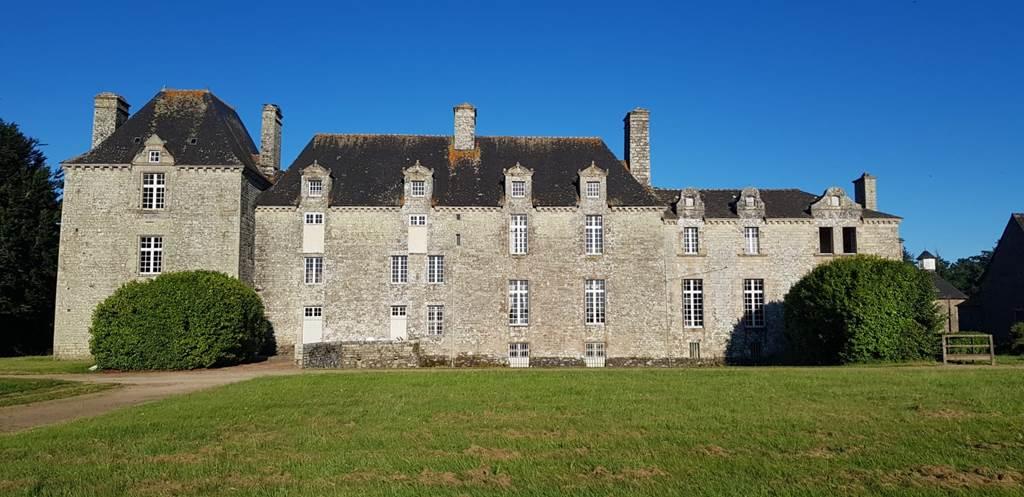 Château de la Grationnaye - Malansac
