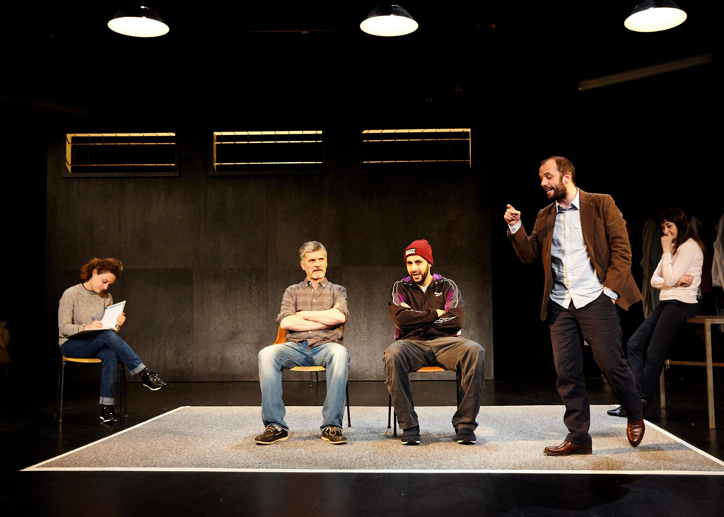 Annulation - Théâtre : Intra Muros