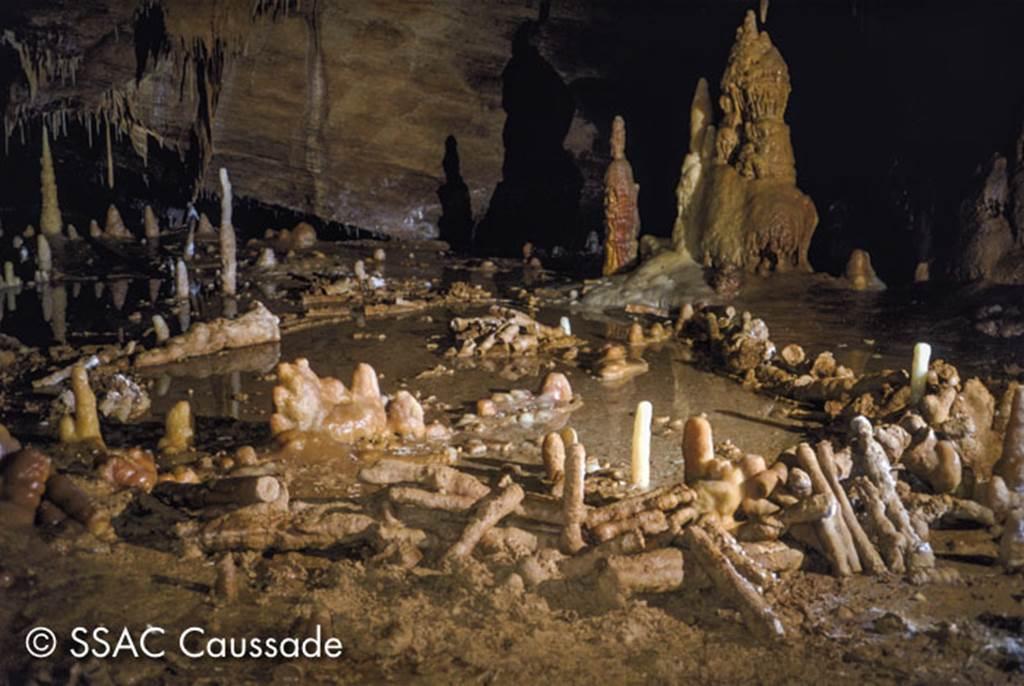 Conférence L'Histoire de la Grotte de Bruniquel - 17h30