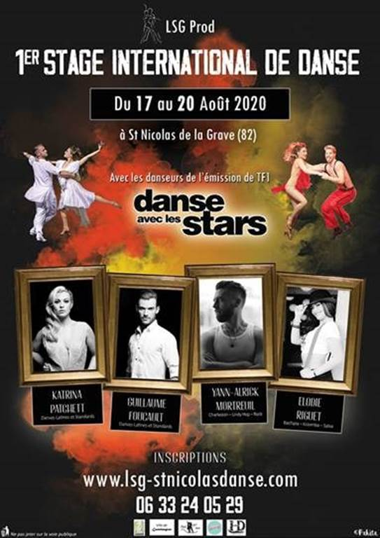 Stage International de Danse