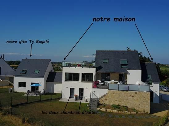 Chambres_hotes_de_la_plage_Erdeven_Morbihan_Bretagne ©