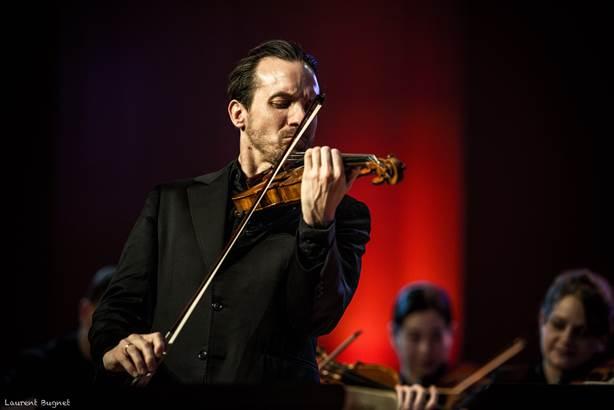 © Dialogues à 3 - Orchestre national de Bretagne