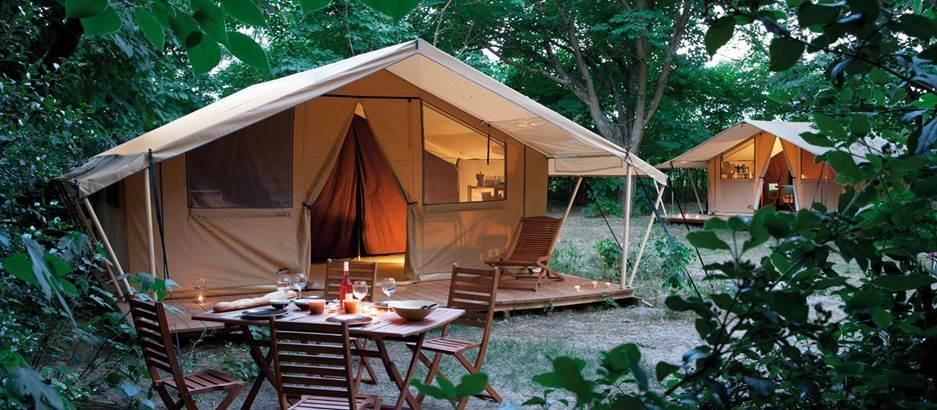 Camping-Art-Nature-Village-La Gacilly-Morbihan-Bretagne-Sud © Camping-Art-Nature-Village-La Gacilly