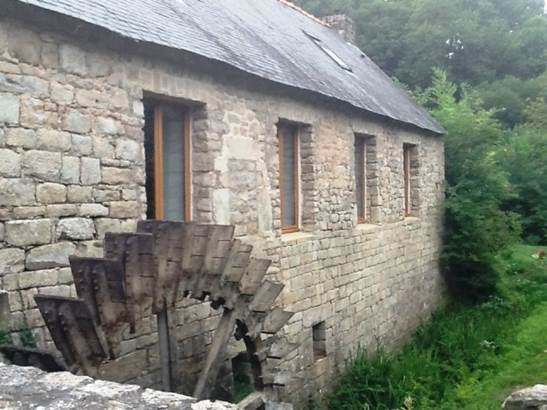 Moulin de Cochelin Locoal-Mendon © otac