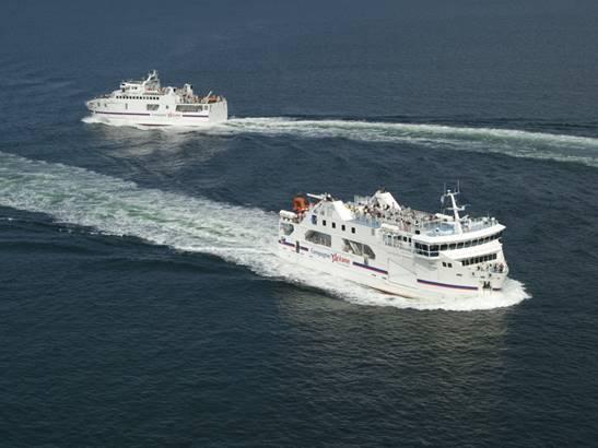 Compagnie-Oceane-Lorient-Groix-LOrient-Morbihan-Bretagne-Sud © Compagnie Océane