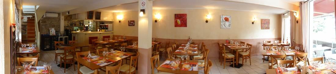 Restaurant-Pizzeria-Cote-Cour-Larmor-Plage-Groix-Lorient-Morbihan-Bretagne-Sud © Côté Cour