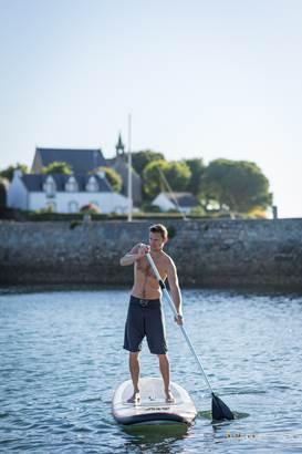Dihan Evasion-Stand-up Paddle-Ploemel-Morbihan-Bretagne Sud © Emmanuel Berthier - Dihan Evasion