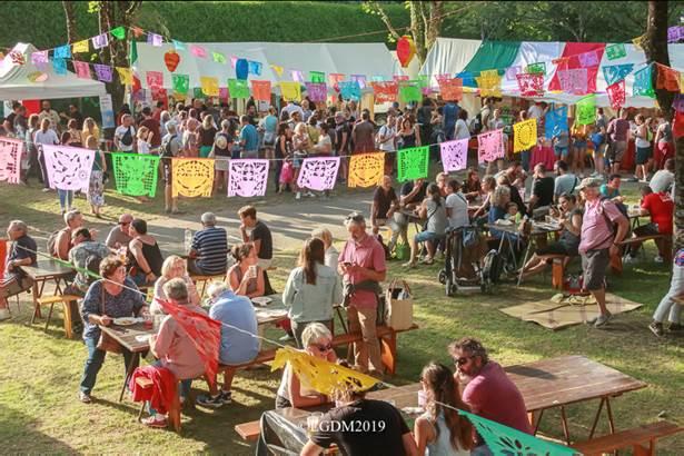 © Festival les galettes du monde-Ste Anne d'Auray