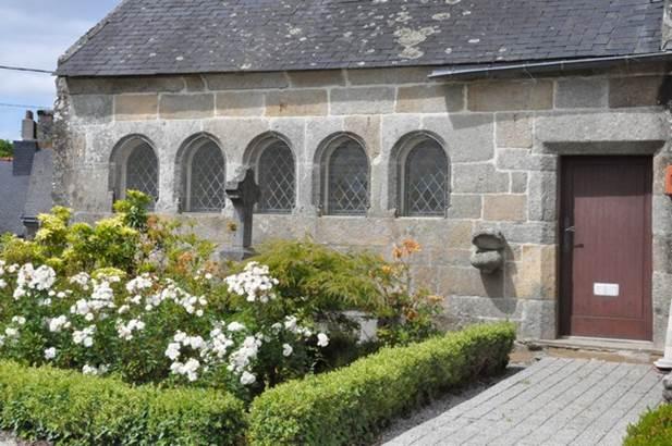 Eglise-SaintYves-Plouray-Pays-Roi-Morvan-Morbihan-Bretagne-Sud © OTPRM