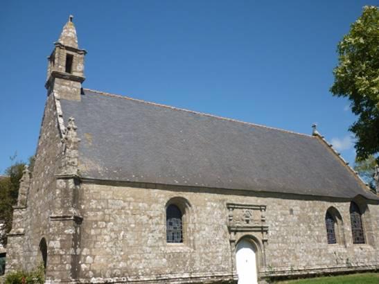 Chapellestsauveur-ERDEVEN-MorbihanBretagneSud © OT Erdeven