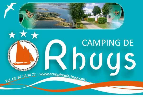 Camping-de-Rhuys-Theix-Noyalo-Golfe-du-Morbihan-Bretagne sud © Camping de Rhuys