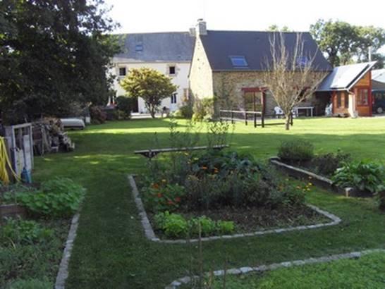 GITE DE LAUNAY - Jardin - Morbihan - Bretagne Sud © GUEHO