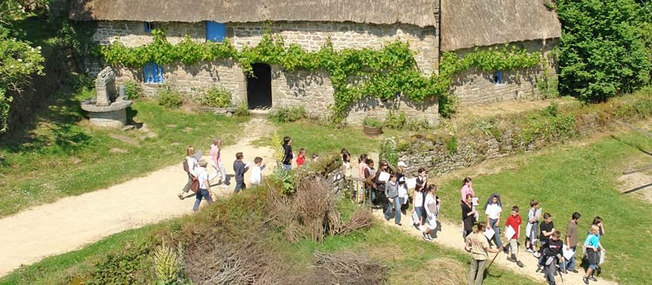 Ecomusee-de-Saint-Degan-Brech-Morbihan-Bretagne-Sud © Ecomusee-de-Saint-Degan-Brech