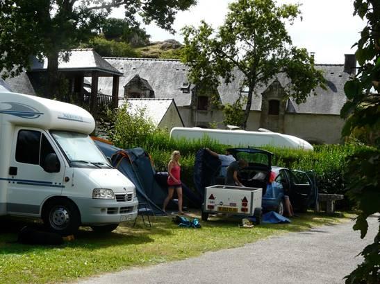 Camping du Pâtis - La Roche-Bernard - Tourisme Arc Sud Bretagne © GBP