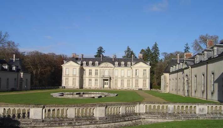 chateau-de-kerguehennec-morbihan-bretagne-sud ©