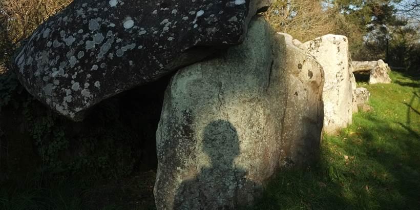 Allée couverte de Mané Roullarde La Trinité sur Mer - Morbihan Bretagne sud (4) © C. WACTAUSEN