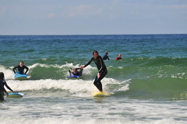 SurfingParadise-SaintPierreQuiberon-Morbihan-BretagneSud-5 © Surfing Paradise