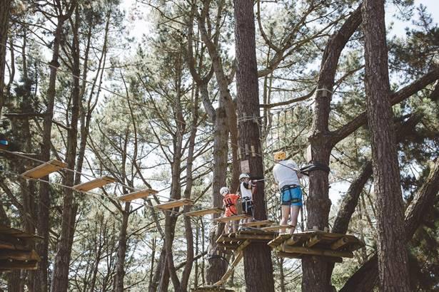 camping-la-grande-metairie-Carnac-Morbihan-Bretagne-Sud © Giansily
