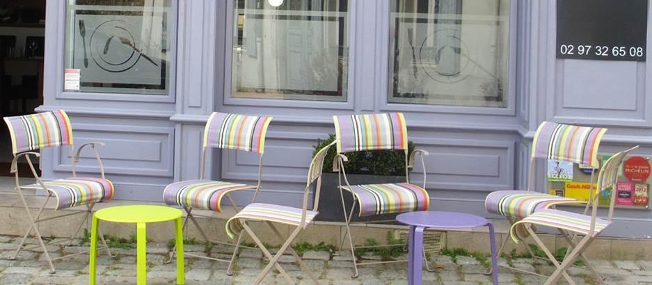Restaurant-L-Art-Gourmand-Pont-Scorff-Morbihan-Bretagne-Sud © Restaurant L'Art Gourmand