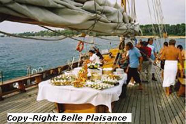 Belle Plaisance-Arradon-Golfe-du-Morbihan-Bretagne sud © Belle Plaisance