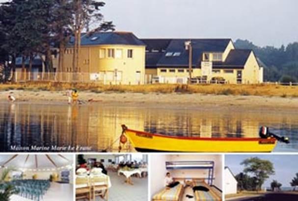 Maison-Marine-Marie-Le-Franc-Sarzeau-Presqu'île-de-Rhuys-Golfe-du-Morbihan-Bretagne-sud © Maison Marine Marie Le Franc