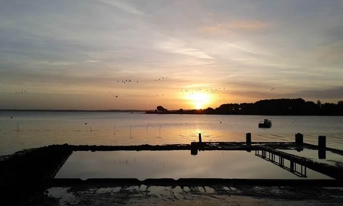 Aux-Filles-des-Marées-Sarzeau-Presqu'île-de-Rhuys-Golfe-du-Morbihan-Bretagne sud © Aux Filles des Marées