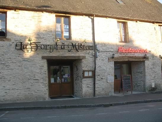 Restaurant-La-Forge-à-Miston-Ploërmel-Morbihan-Bretagne-Sud © La Forge à Miston