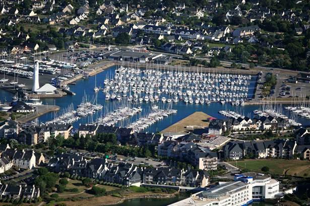 Port-du-Crouesty-Arzon-Morbihan-Bretagne-Sud © Marc Shaffner