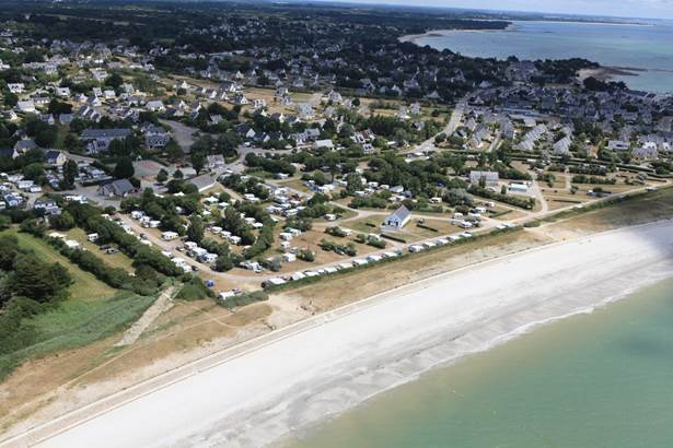 Camping-Le-Saint-Jacques-Sarzeau-Presqu'île-de-Rhuys-Golfe-du-Morbihan-Bretagne sud © Camping Le Saint Jacques