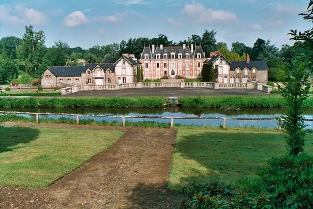 Château des Forges © ot Pays de Josselin